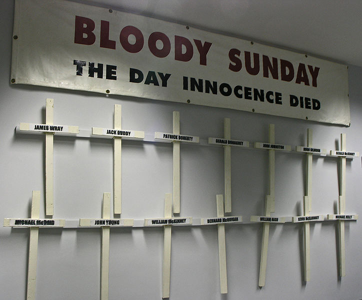 Bloody Sunday (2002) or The Day Innocence Died | All About War Movies