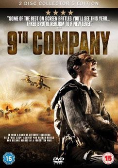 What is the best war movie? 9thcompany_243x346