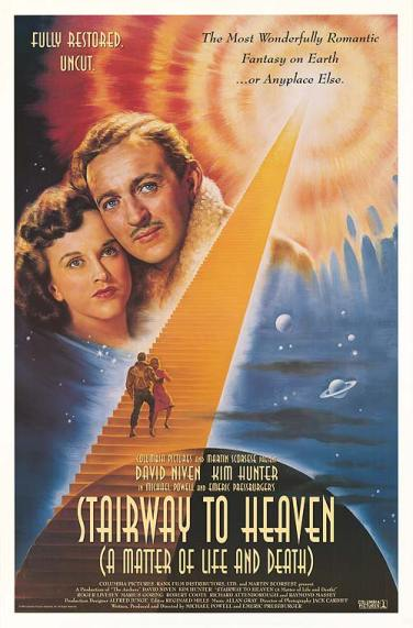 A Matter of Life and Death aka Stairway to Heaven (1946) | All