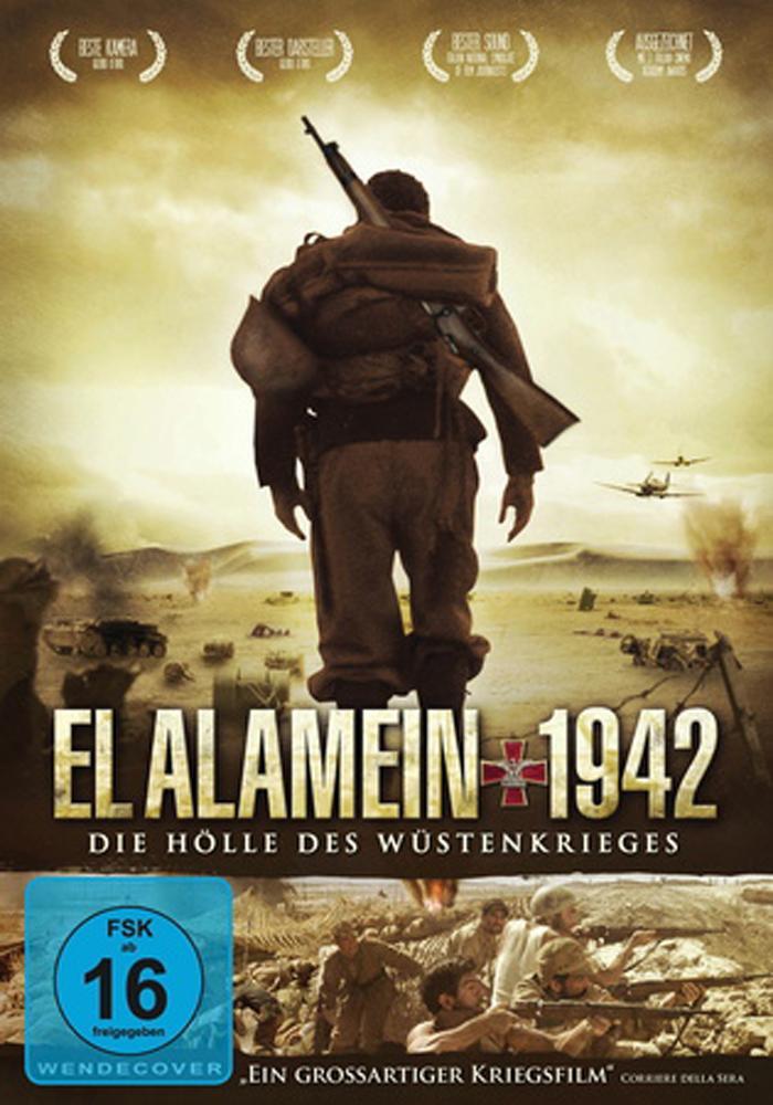 El Alamein – În bătaia focului