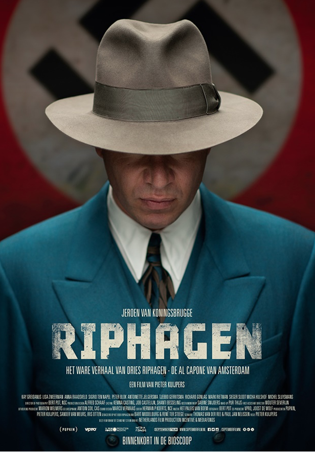 Riphagen (2016) The True Story of a Dutch Traitor | All