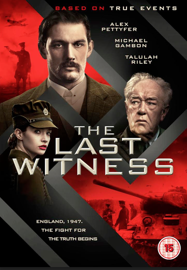 Katyń – Ostatni świadek / The Last Witness(2018)PL.BDRip.XviD-KiT / Lektor PL